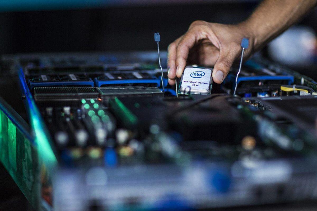 Жив ли еще майнинг на процессоре XEON? - BITSIDE