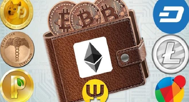 Горячие и холодные криптовалютные кошельки