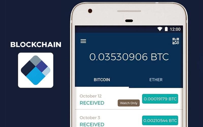 Блокчейн кошелек для хранения биткоинов и других криптовалют