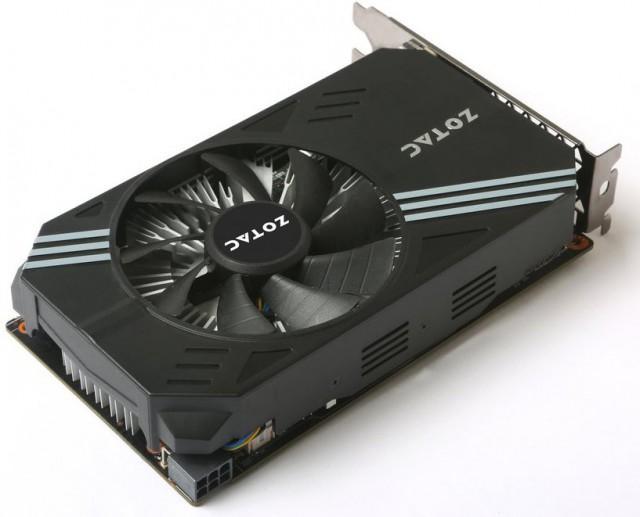 Видеокарта для майнинга ZOTAC P106-100 является аналогом GeForce GTX 1060  Mini и стоит $380 - hi-Tech.ua