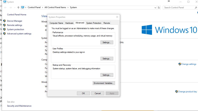 Установка и настройка Windows 10 для майнинг рига