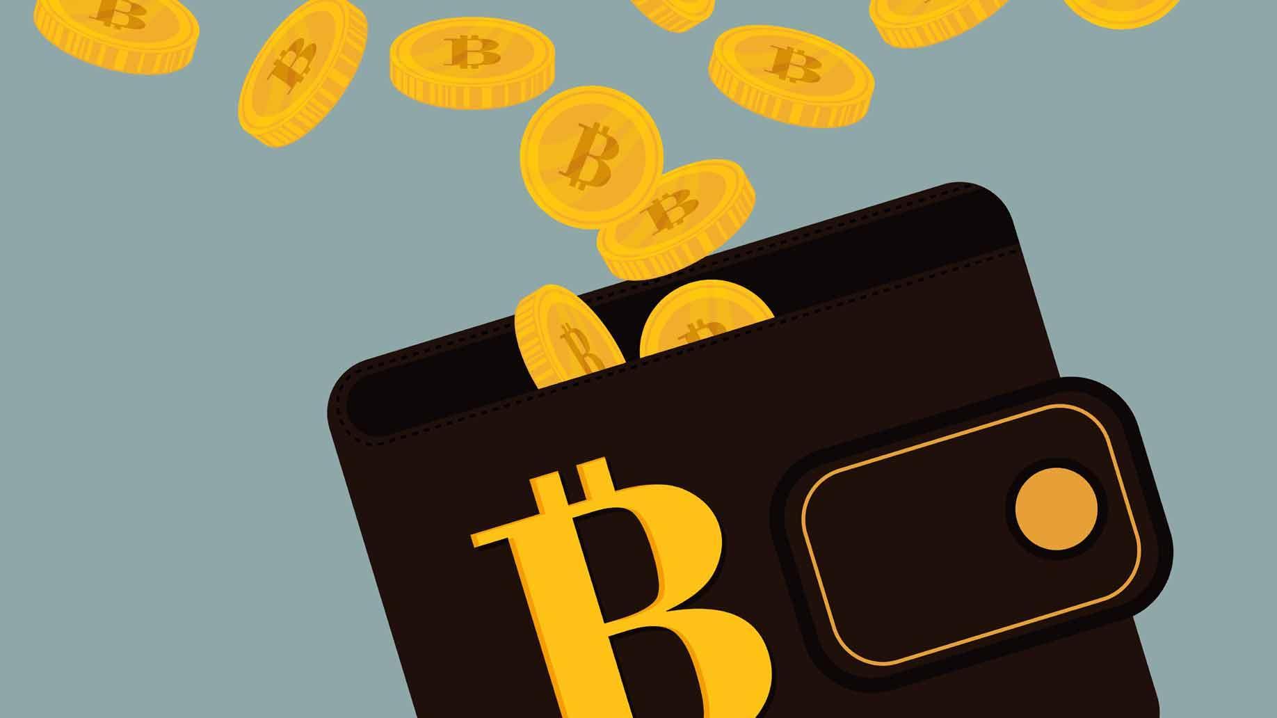 Перевод криптовалюты с кошелька на кошелек