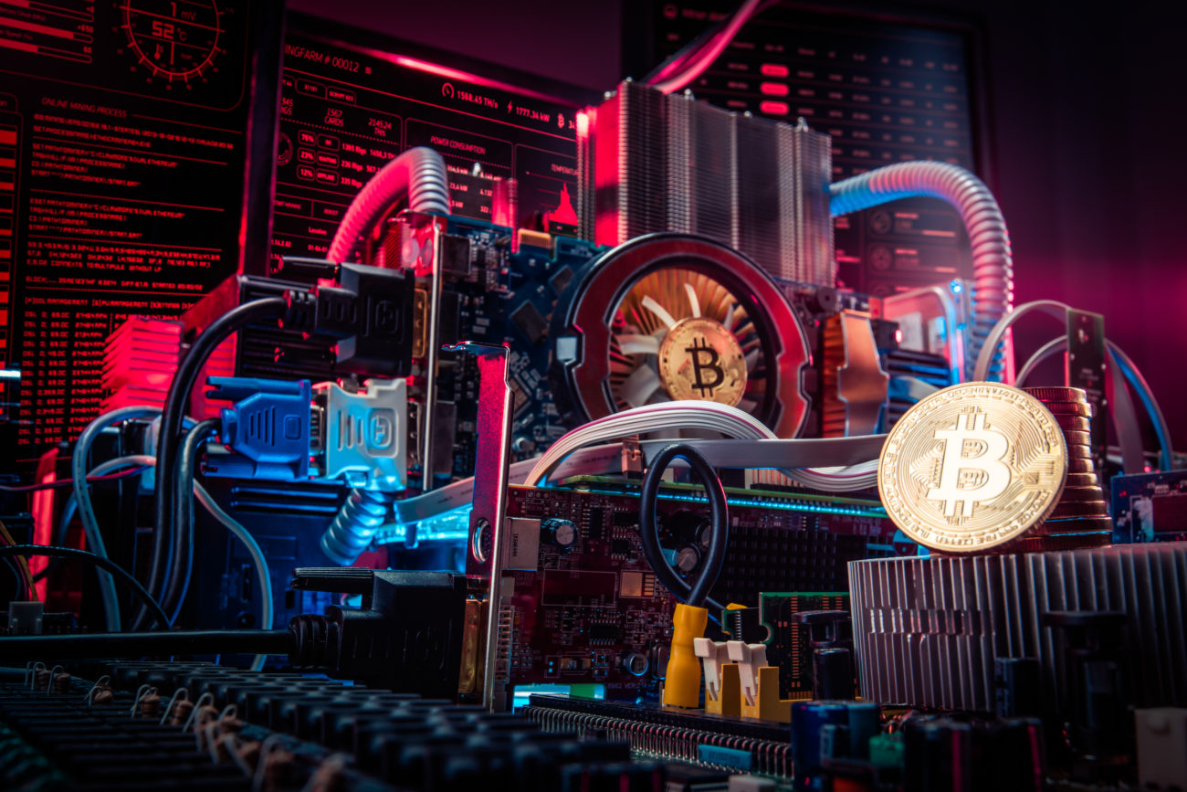 How does mining work?