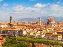Shopping in Florenz