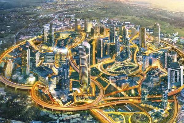 Huawei Smart City. Կառուցենք «խելացի» քաղաք Huawei-ի հետ  միասին: