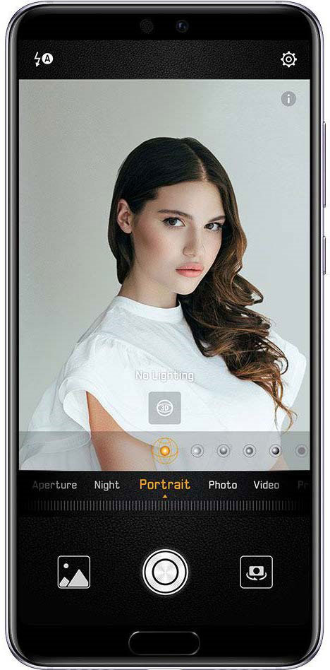 P20 Pro - смартфон с хорошей камерой