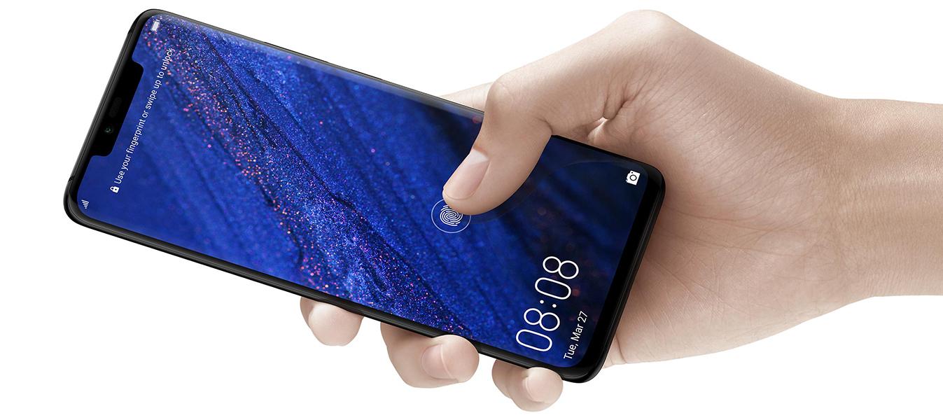 In-screen Fingerprint