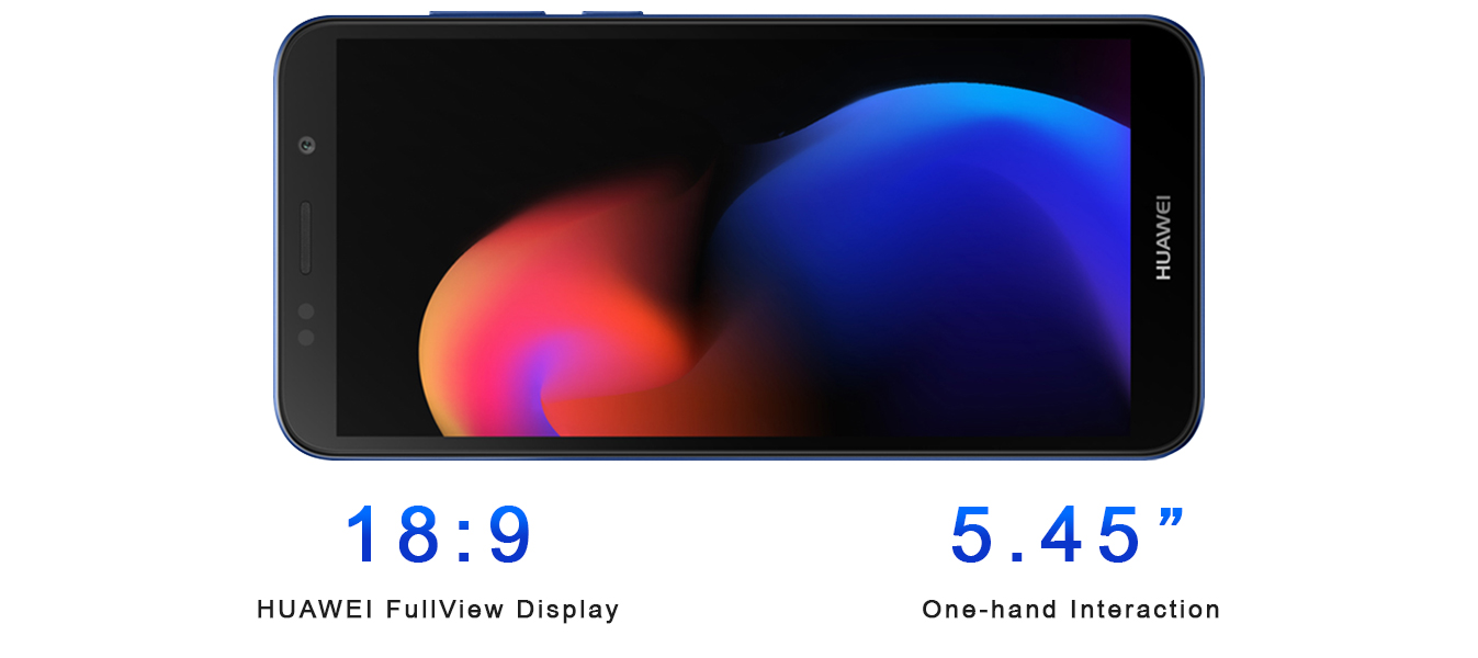 Y5 lite FullView Display