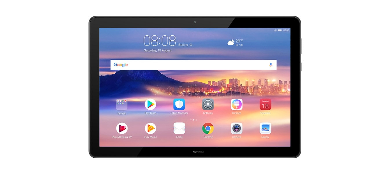 Android 8.0 Mediapad tablet