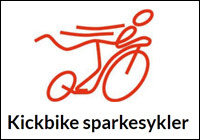 Kickbike sparkesykler