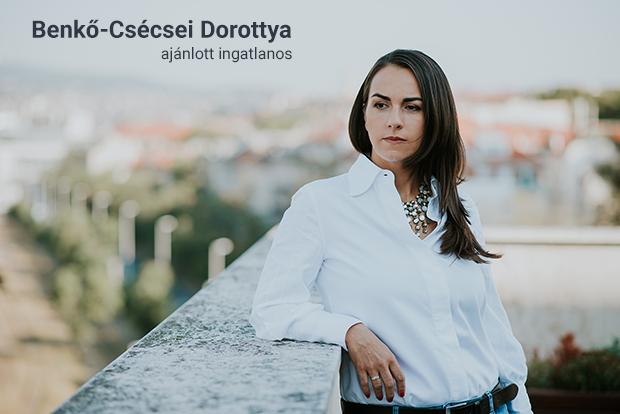 Benkő-Csécsei Dorottya