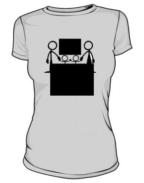 Koszulka z nadrukiem 10016