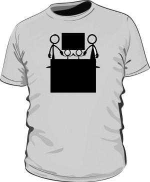 Koszulka z nadrukiem 10019