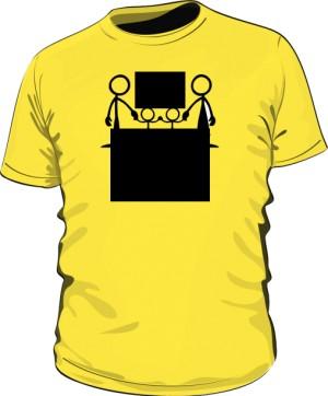 Koszulka z nadrukiem 10020