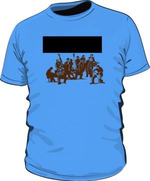 Koszulka z nadrukiem 10044
