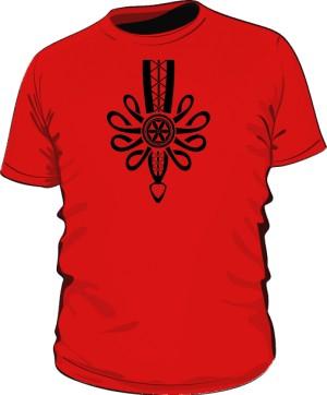Koszulka z nadrukiem 100455