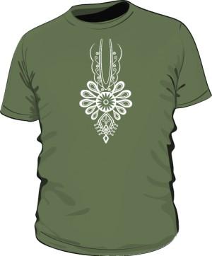 Koszulka z nadrukiem 100478
