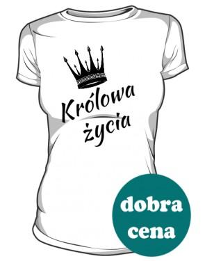 koszulka Królowa
