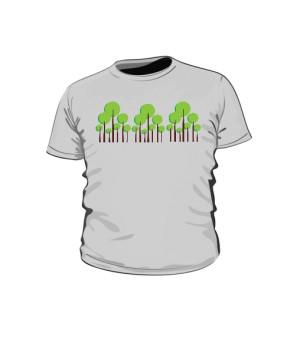 koszulka las