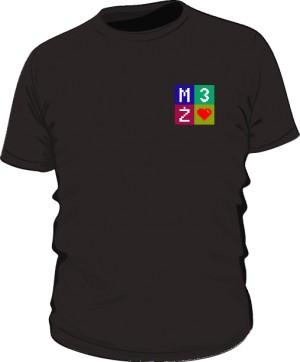Koszulka Standard czarna