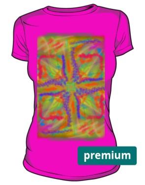 Koszulka Abstrakcja1