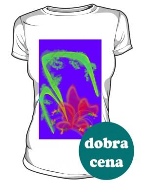 Koszulka Kwiat2