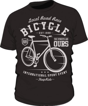 Koszulka z nadrukiem 110574