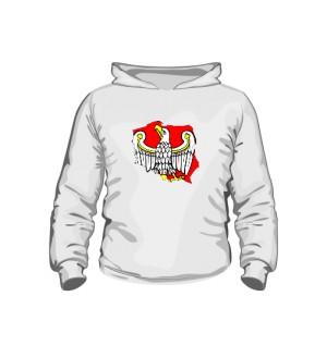 Bluza dziecięca orzeł Piastów