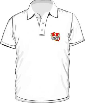 Koszulka polo Orzeł Piastów