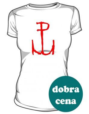 Koszulka damska Polska Walcząca