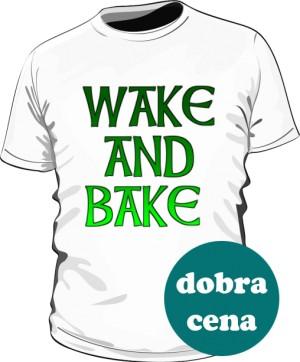 Wake And Bake White