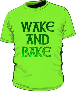 Wake And Bake Green