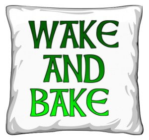 Poduszka Wake And Bake