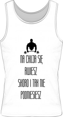 Koszulka siłacza