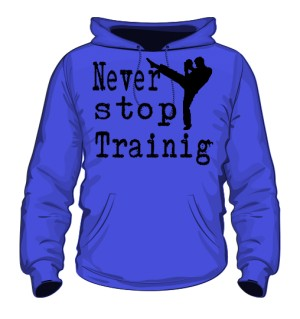 Never Stop Training