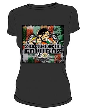 Koszulka czarna z logo sklepu