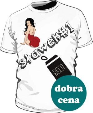 Koszulka BEER z dowolnym imieniem