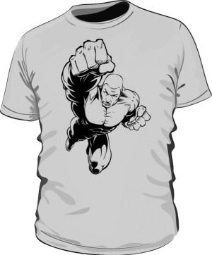 Koszulka z nadrukiem 12507