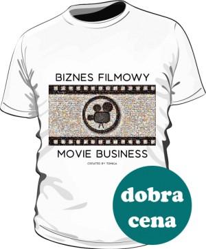 Biznes Filmowy Logo Mozaika