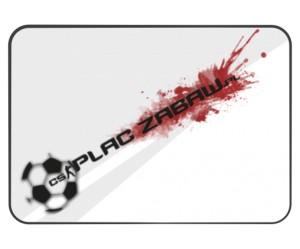 Podkładka pod mysz z czarnym logo
