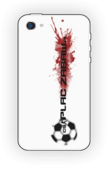 Etui do iPhone 4 4s z logo