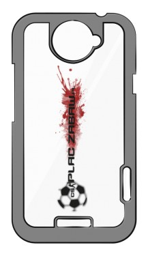 Etui do HTC One X z logo
