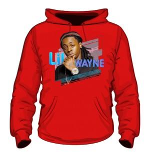 Bluza z kapturem Lil Wayne