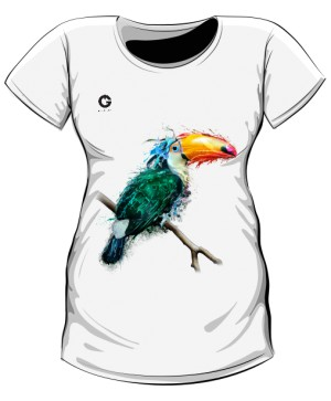 Tukan koszulka ciążowa