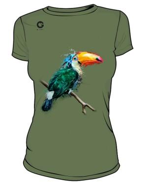 Tukan Tshirt damski