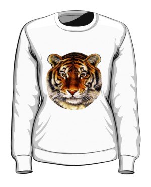 Bluza Tiger Woman White