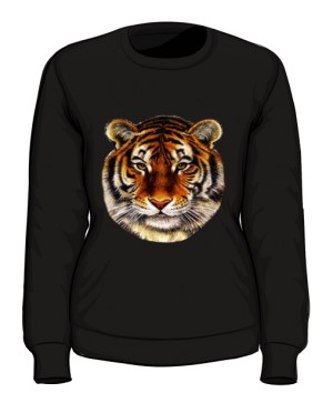 Bluza Tiger Woman Black