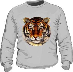 Bluza Tiger Woman Grey
