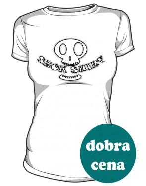 Koszulka Logo Napis Przód Tył D B 001