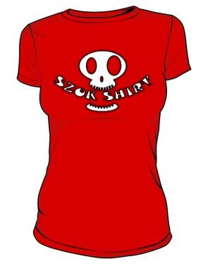 Koszulka Logo Przód D Cze 005